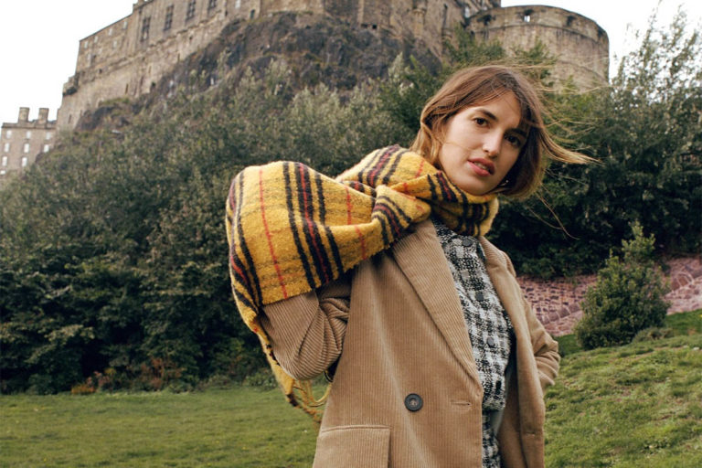 MANGO Journeys com Jeanne Damas