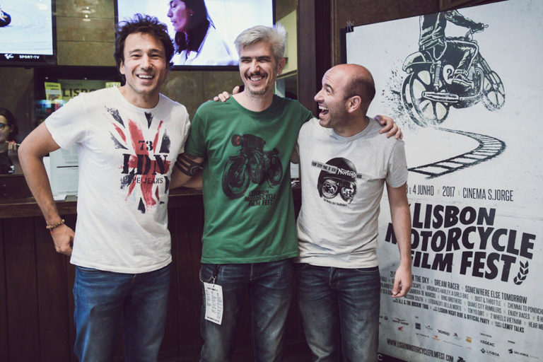 Norton Clothing x Lisbon Motorcycle Film Fest