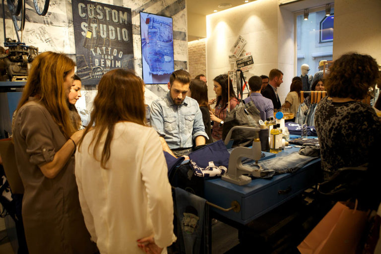 Pepe Jeans London no Chiado